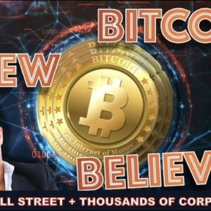 MORE BITCOIN DOUBTERS BECOME BELIEVERS! 6,917 CORPORATIONS INTERESTED IN CRYPTO & BTC VOYAGER ISSUES