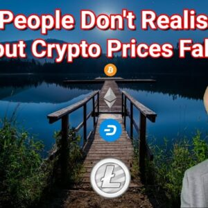 Most People Don't Realise This About Crypto Prices Falling
