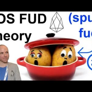 My EOS Theory / LiteCoin on VRporn.com / $500m Of XRP Lost