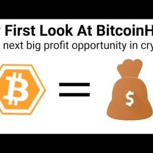 My First Look At BitcoinHEX: The Next Big Profit Opportunity In Crypto