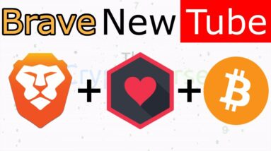 Brave NewTube - Can Brave Webtorrent Integration Decentralizes Video (The Cryptoverse #213)
