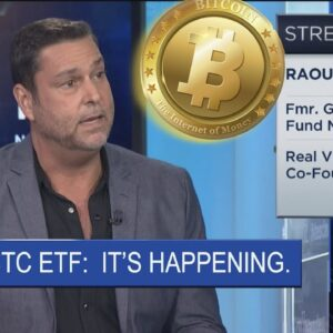 """Raoul Pal of Goldman Sachs, """"It's HAPPENING."""" Will ETF Be APPROVED? Vechain Press Release LEGIT?!"""
