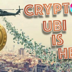 CRYPTO UNIVERSAL BASIC INCOME (FREE MONEY) Is HERE With the LAUNCH OF CIRCLES. But THERE'S A CATCH..