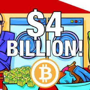 $4 Billion 💰 Bitcoin Money Laundering Operation Revealed Involving Alexander Vinnik and BTC-E