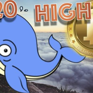 BITCOIN WHALES ACCUMULATING at 2020 HIGH. XRP PUSHED TO BE CLASSIFIED AS A SECURITY. CELSIUS DOWN.