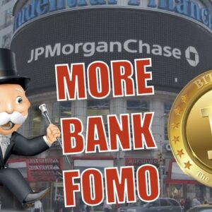 MORE STORIES OF BANK FOMO ARE POURNG IN. WILL BITCOIN MAKE BANKS IRRELEVANT / BLOCKBUSTERED?