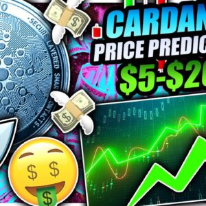 CARDANO IS BACK FOR ROUND #2!!! ETHEREUM NFTS CREATING HUNDREDS OF MILLIONAIRES!!!