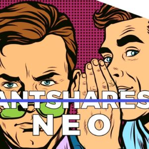 AntShares Now Listed As NEO / Qtum +4.4% / Stratis -12.3% / Ethereum Chart Reading ETH/USD