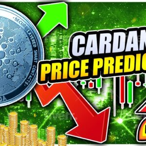 CARDANO REDY TO HIT $10 AND SMASH ETHEREUM!!! HOW TO MAKE $3 5 MILLION IN 1 DAY IN CRYPTO