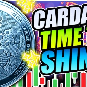 CARDANO MASSIVE PUMP TO 2.00 INCOMING!! ETHEREUM NFTS WILL CREATE MILLIONAIRES!!!