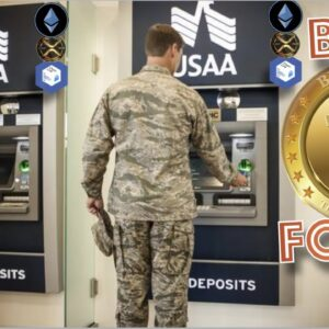 USAA Bank INTEGRATES With COINBASE. Bank FOMO Is HERE! White House Chief of Staff Joins Crypto Club.