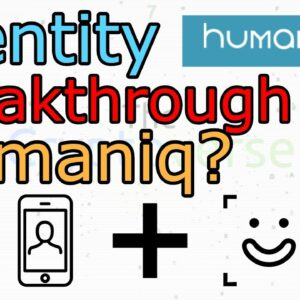 Has Humaniq Solved The Identity Problem With Facial Recognition? (The Cryptoverse #241)