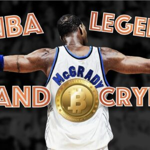 Tracy McGrady & Financial Company Partner With Crypto Brokerage Voyager. CEO Answers ALL Questions.