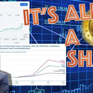 Unemployment Report ERRORS = Rigged Markets? Brave Browser Update. Bitcoin & Ether Price Prediction.