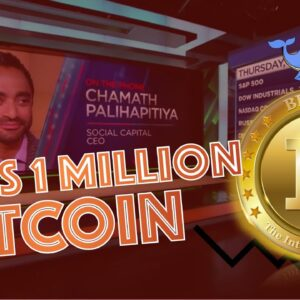 WHALE KING Chamath Palihapitiya - BITCOIN is the ONLY WINNER! CHAINLINK & CHINA BTC PRICE PREDICTION