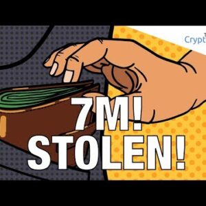 $7m Stolen From ICO / Poloniex Experiment Completed / New Blockchain Whale (The Cryptoverse #305)
