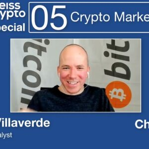 UNBELIEVABLY Predictable #Crypto Market Cycles - (Chris Coney & Juan M. Villaverde) WCSS:005