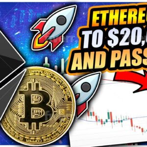 PROOF ETHEREUM WILL PUMP TO $3,000 & BITCOIN TO $100,000!!! NEXT STOP  THE MOON!!!