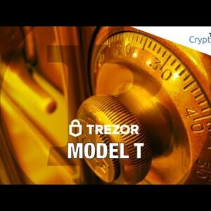 New Trezor Model T Hard Wallet  😲  / Busy.org Releases v2 Open Source Social Network