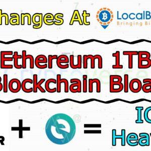 LocalBitcoins Fee Increase / 1TB Ethereum Blockchain / Store ICOs In Trezor? (The Cryptoverse #282)