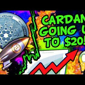 RETIRE WITH CARDANO IN 2021!!!? GOGEN LAUNCH, BULLISH NEWS, REPLACE ETHEREUM!!???