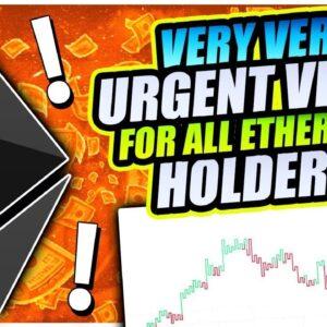 ETHEREUM BLOODBATH CRASH INCOMING!!!!!??? Price Prediction, News, Technical Analysis