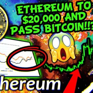ETHEREUM METACALFE THEORY CALLING FOR $20,000!! ETHEREUM IS THE BITCOIN KILLER!!!??