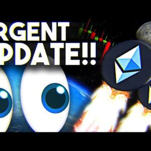 ⚠️ URGENT VIDEO FOR ALL ETHEREUM & CARDANO HOLDERS!!!!!!!! Chatting With Crypto Love
