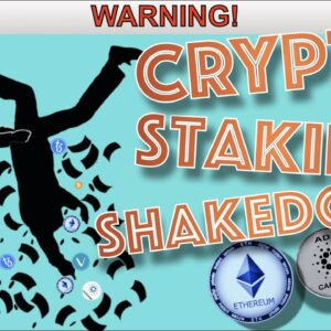 US Government Wants YOUR STAKED CRYPTO. CARDANO, TEZOS, ETHEREUM & MORE. Here's What You Can Do.