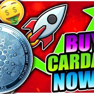 SOMETHING BIG COMING TO CARDANO!!! (3x minimum)
