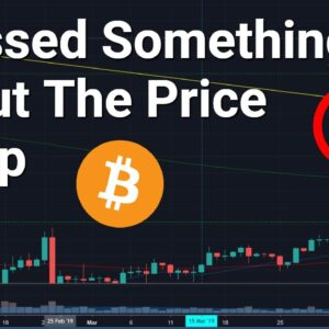Something I Missed About This Crypto Price Pump