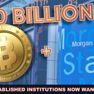 WHY MORE AND MORE LEGACY INSTITUTIONS LIKE MORGAN STANLEY & BNY MELLON ARE CHOOSING BITCOIN IN 2021.