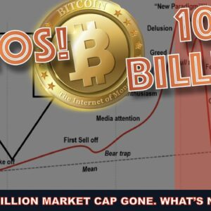 THE CRYPTO MARKET LOST 100 BILLION. WHY THIS IS NORMAL & HERE'S WHAT'S NEXT...