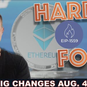 THE ETHEREUM HARD FORK HAS A DATE. BE READY.