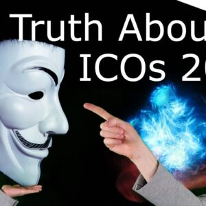 The Truth About ICOs in 2019 and Beyond (DEEP DIVE)