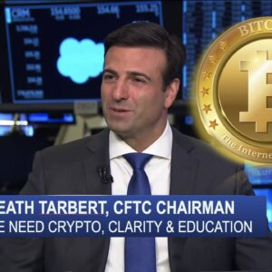 What the CFTC Chair Said In THIS INTERVIEW Makes Me MASSIVELY BULLISH on BITCOIN & The Crypto Market