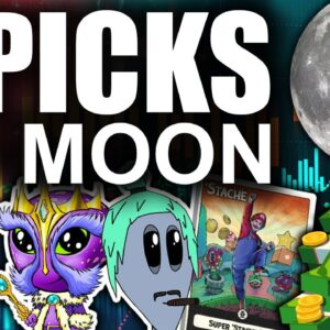 TOP 3 PICKS OF THE WEEK! (#1 BLOCKCHAIN GAME)