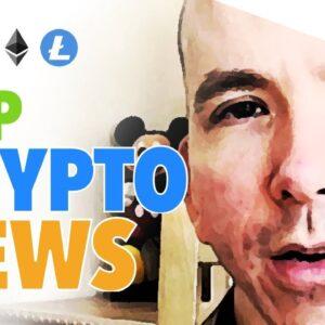 Top Crypto News Thurs 28/06/2018