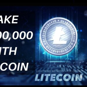 LITECOIN PUMPING STRAIGHT TO $1000 WITHOUT STOPPING!!!!??? Here's The Key Levels For Trading This