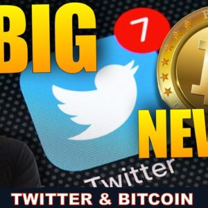 TWITTER & BITCOIN JUST CHANGED THE GAME