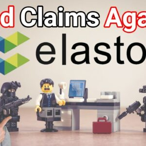 Elastos Fraud Accusations / China Court Rules For Crypto / EOS 17,000x Better Than ETH