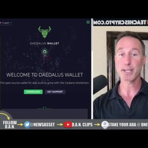 WANT TO STAKE YOUR CARDANO FOR PASSIVE INCOME? DO THIS FIRST!