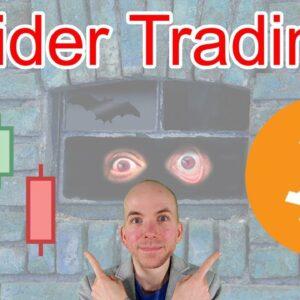 Was Bitcoin Price Drop Insider Trading Goldman Sachs News?