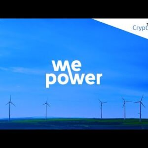 DEEP DIVE 🏊 Intro WePower Network - No More Electricity Bills For ICO Participants? (Cryptoverse)