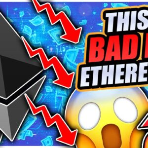 WHALE DUMPING 18,000 BITCOINS!!!?? TIME TO FOMO INTO ETHEREUM!!!