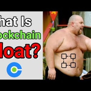 What Is Blockchain Bloat? What Are The Solutions?