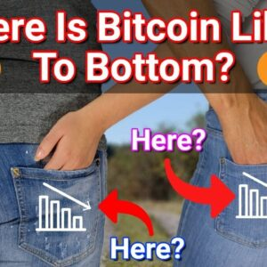 Where Is Bitcoin Likely To Bottom? A Reasonable Theory
