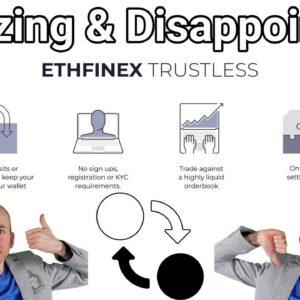 Why Ethfinex Trustless Launch Is Amazing and Disappointing
