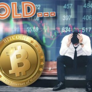 WHY I Sold My BITCOIN (I've NEVER DONE THIS). Here's What Comes NEXT….