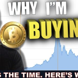 WHY I'M BUYING CRYPTO HEAVILY (WATCHING SMART MONEY MOVES).